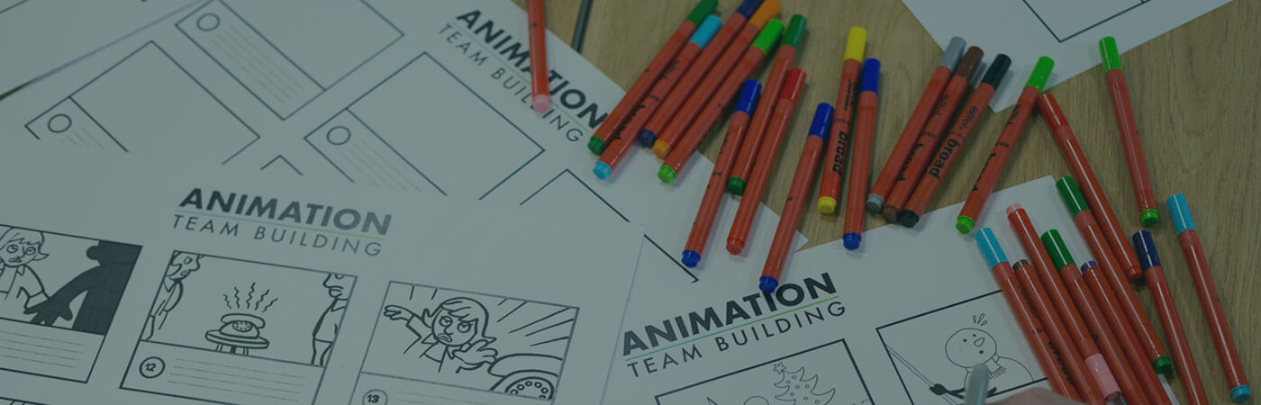 5 ways Animation Team Building can help Your organisation